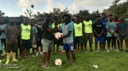 Komunitas Mee Yokaa Peduli Olahraga di Wilayah Meepago