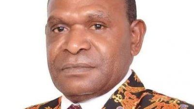 Ketua DPC Partai Hanura Dogiyai Papua Markus Waine Meninggal Dunia
