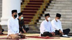 Presiden Solat Idul Fitri, Anggota Paspampres Jadi Khatib
