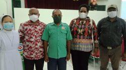 Anak Asli Papua Masuk Jajaran Direksi Rumah Sakit Mitra Masyarakat Timika
