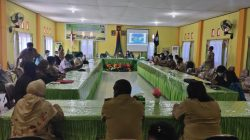 Pemerintah Kabupaten Sorong Gelar Rapat Koordinasi Masalah Pangan