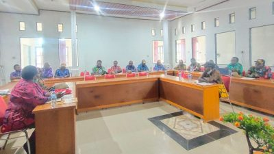 Kepala Kampung Terpilih di Dogiyai Dilantik Serentak Pekan Ketiga Juli