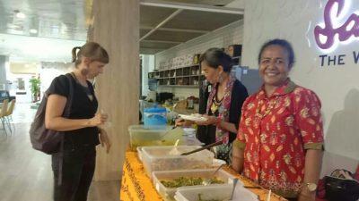Martince Ap: Mama Papua Membumikan Kekayaan Budaya Warisan Leluhur di Jakarta