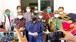 Kasus Covid-19 Meningkat, Asosiasi Bupati Meepago Imbau Warga Patuhi Protokol Kesehatan