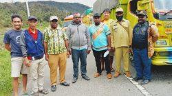 Puluhan Ribu Ton Beras Bantuan Kemensos RI Disalurkan di Kabupaten Deiyai