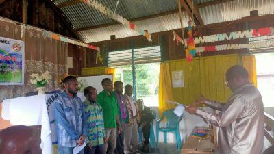 Yayasan Pelayanan Pelita Meedimi Buka SMTK Epi Bedo Obaipa Nabire