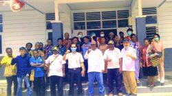 Pimpinan dan Staf BPJS Biak Numfor Kunjungi RSUD Dogiyai