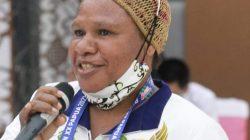 Anggota DPD RI Herlina Murib: Presiden dan PB PON Harus Perhatikan Warga Papua