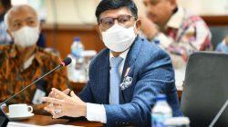 Menteri Johnny Plate: Peran DPD RI Penting untuk Dukung Pemda Percepat Transformasi Digital