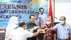 Anggota DPR RI Sulaeman Hamzah Gelar Bimtek Bagi Ratusan Petani di Merauke