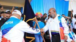 Gubernur Lukas Enembe Bangga Papua Raih Empat Medali Emas