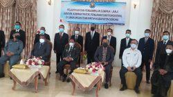 Wakil Bupati Sorong Suko Harjono: Para Pejabat Harus Melayani Rakyat Sepenuh Hati
