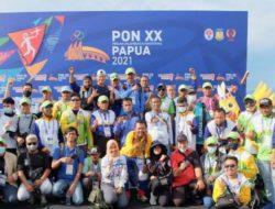Pertandingan Cabang Olahraga Aeromodeling PON XX Papua Bawa Kesan Positif
