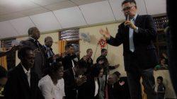 BPD GBI Papua Tengah Teguhkan Hamba Tuhan dan Sahkan Lima Wilayah Jemaat